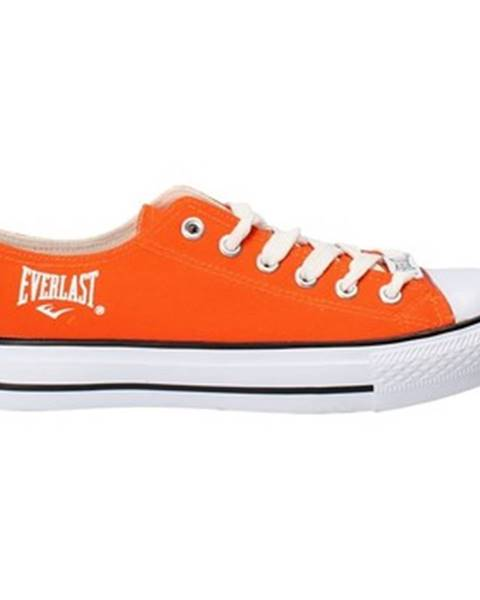 Oranžové tenisky Everlast