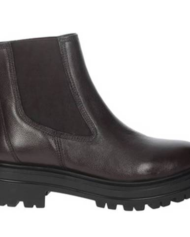 Hnedé topánky Riposella