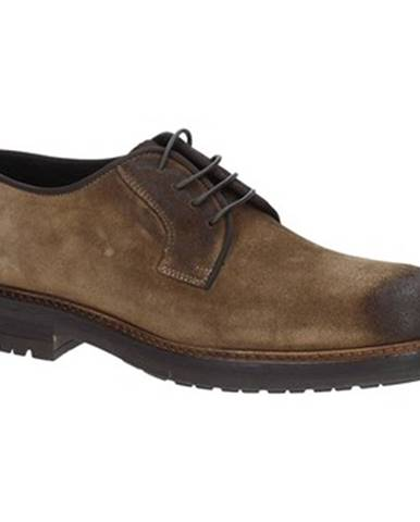 Hnedé topánky Exton