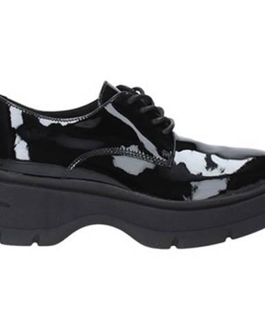 Čierne topánky Janet Janet