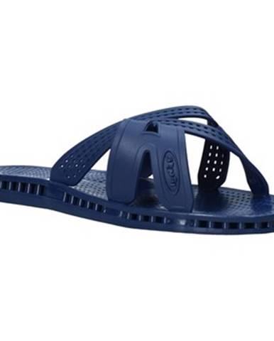 Modré sandále Sensi