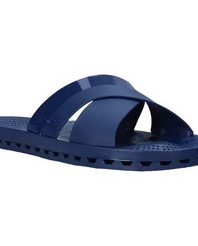 Modré topánky Sensi