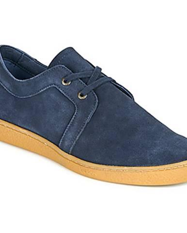 Modré topánky Kickers