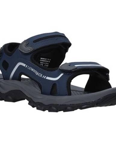 Modré športové sandále Lumberjack