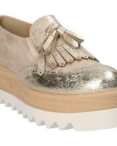 Žlté espadrilky Grace Shoes