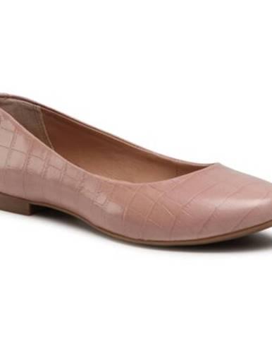 Ružové balerínky Lasocki
