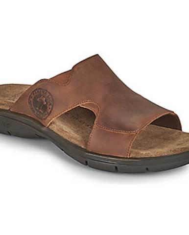 Hnedé topánky Panama Jack