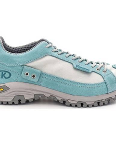 Modré topánky Kimberfeel