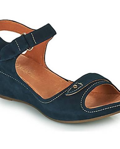 Modré sandále Mam'Zelle