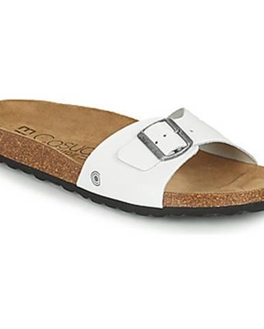 Biele topánky Casual Attitude