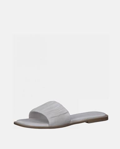 Svetlosivé papuče Tamaris