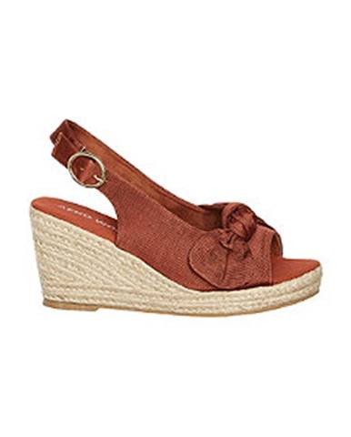 Oranžové sandále Vero Moda