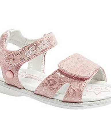 Ružové sandále Tom Tailor