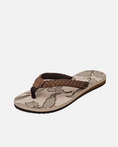 Hnedé papuče SAM 73