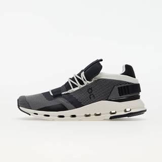ON running M Cloudnova Black/ White