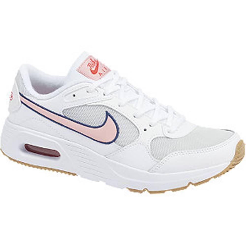 Nike Biele tenisky Nike Air Max Sc