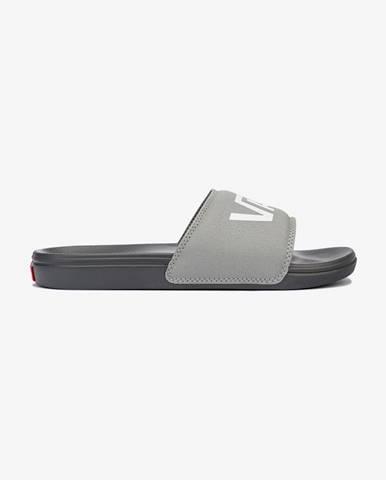 Sivé papuče Vans