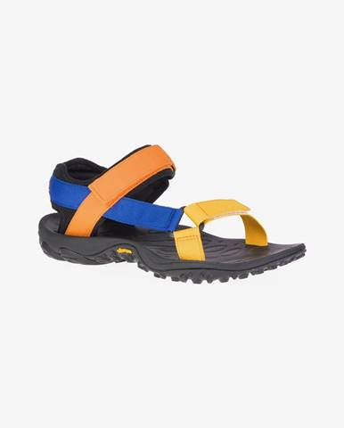 Modré papuče Merrell
